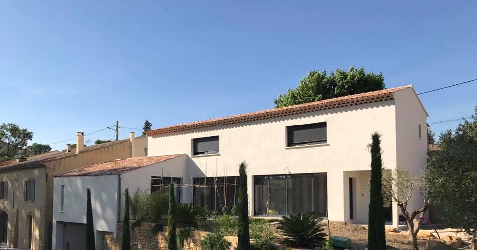Villa Provençale à Faire Construire Sur Plan Luberon Azur