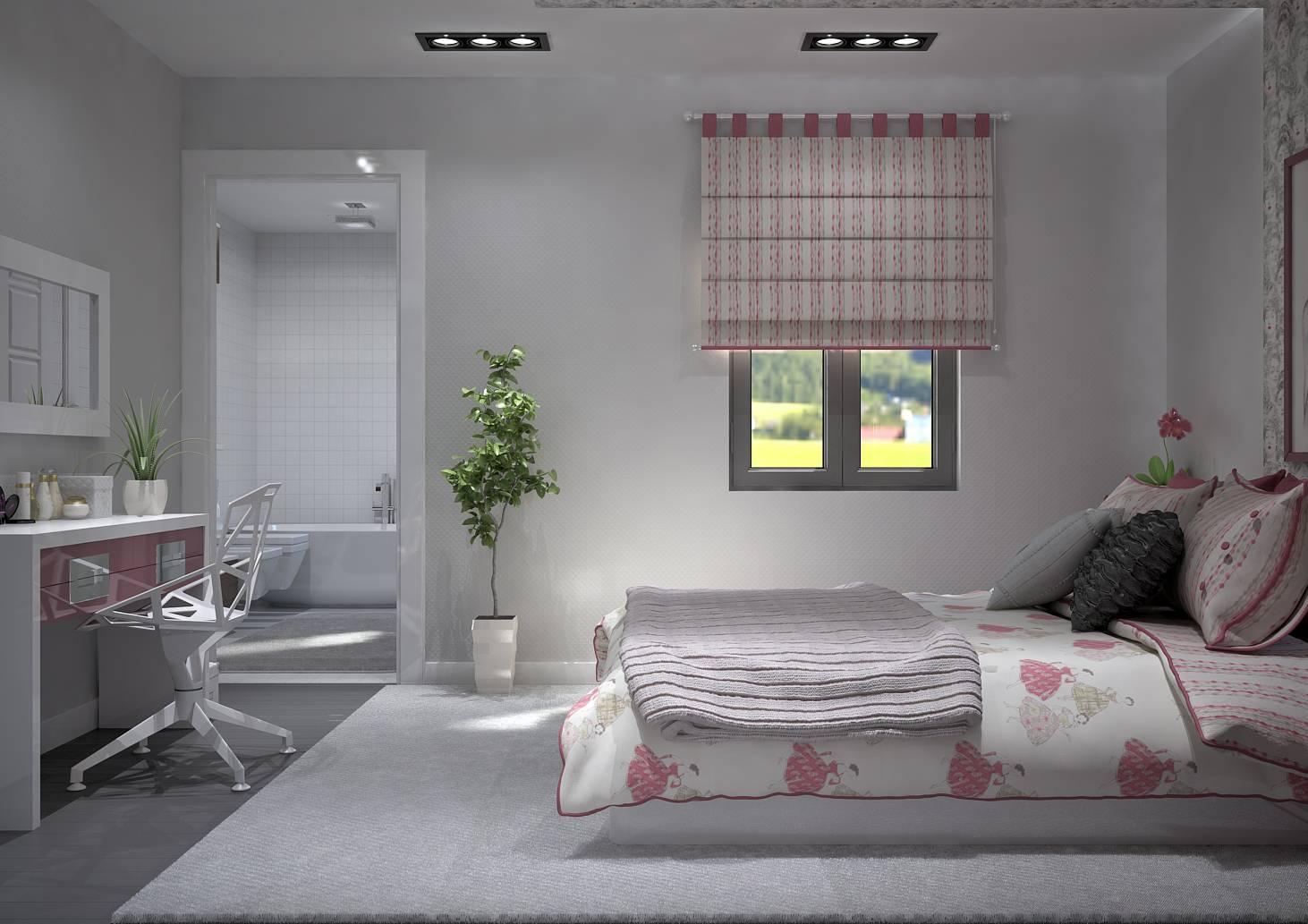 Villa contemporaine 125m2 etage   modèle magnolia   salon de ...