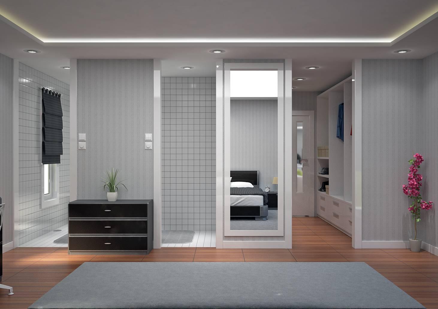 Villa contemporaine 150 m2 etage mod le pinede salon - Constructeur maison salon de provence ...