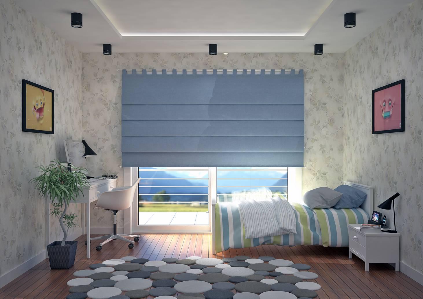 Villa contemporaine 150 m2 etage mod le pinede salon for Plan cul a salon de provence