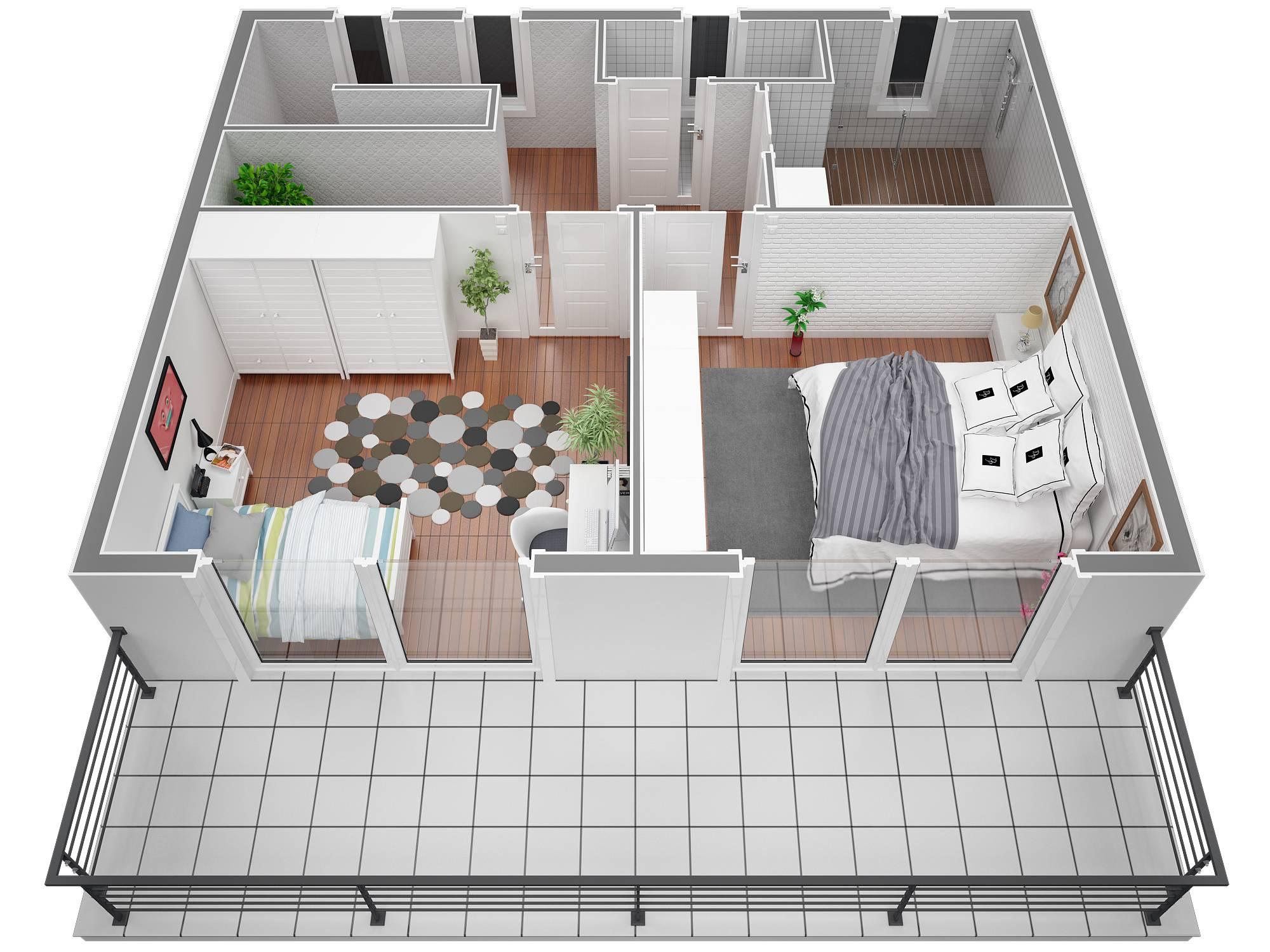 Villa contemporaine 150 m2