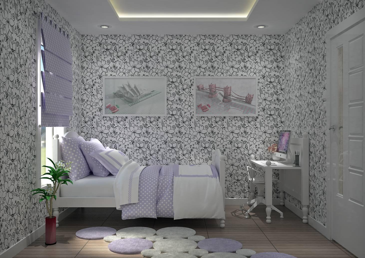 Villa contemporaine 80 M2 plain pied - Modèle LYS - Salon de ...