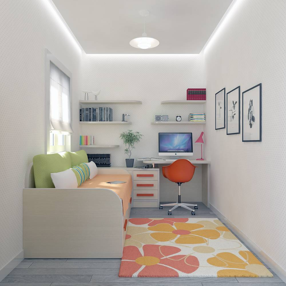 Mod le villa traditionnelle 100m2 tage r alisable dans for Surface minimale chambre 9m2