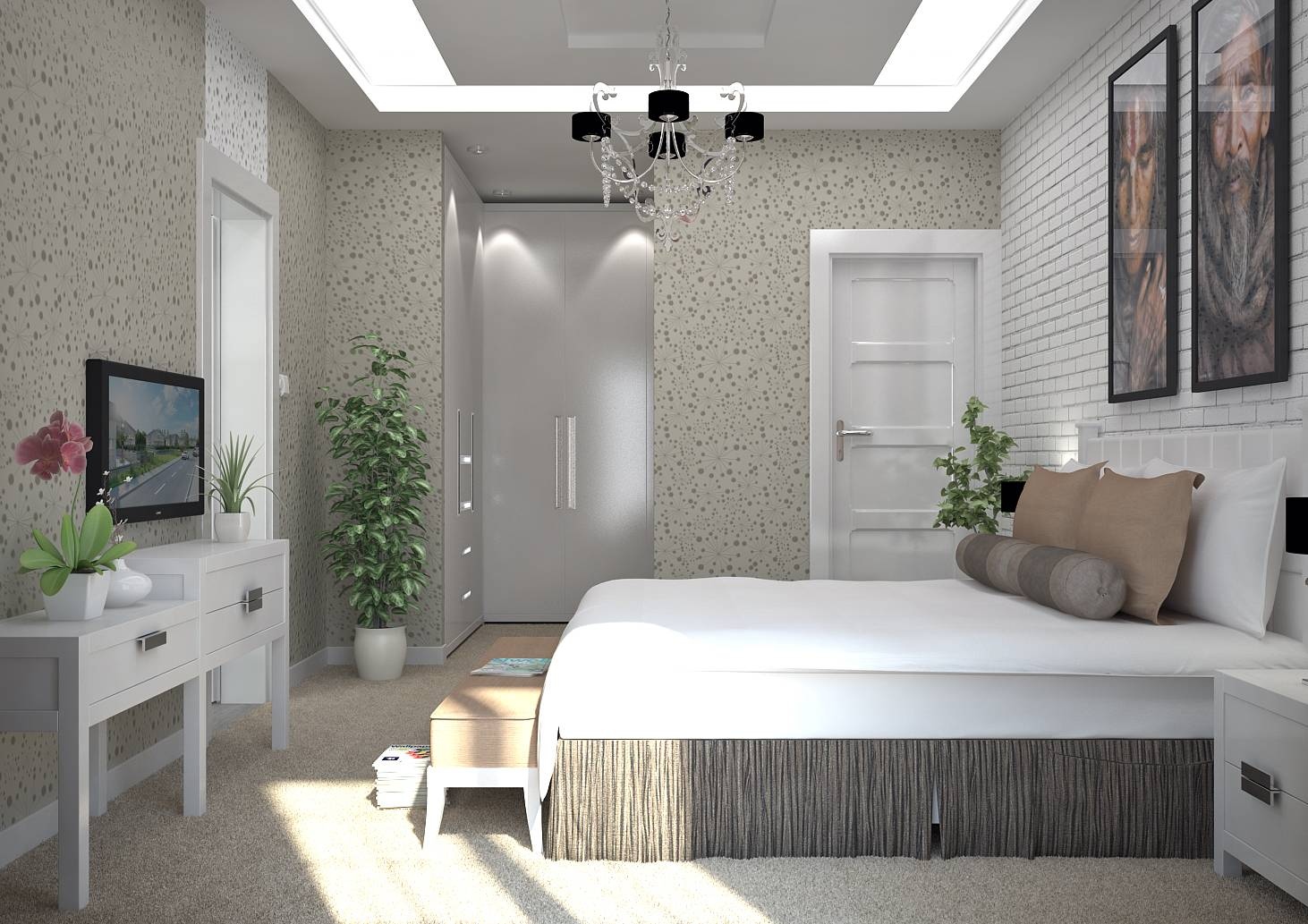 Feng shui chambre parentale Sites de decoration interieure