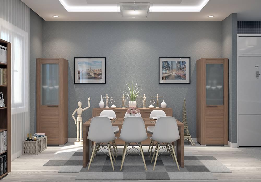 mod le de construction traditionnelle de 90m2 de plain. Black Bedroom Furniture Sets. Home Design Ideas