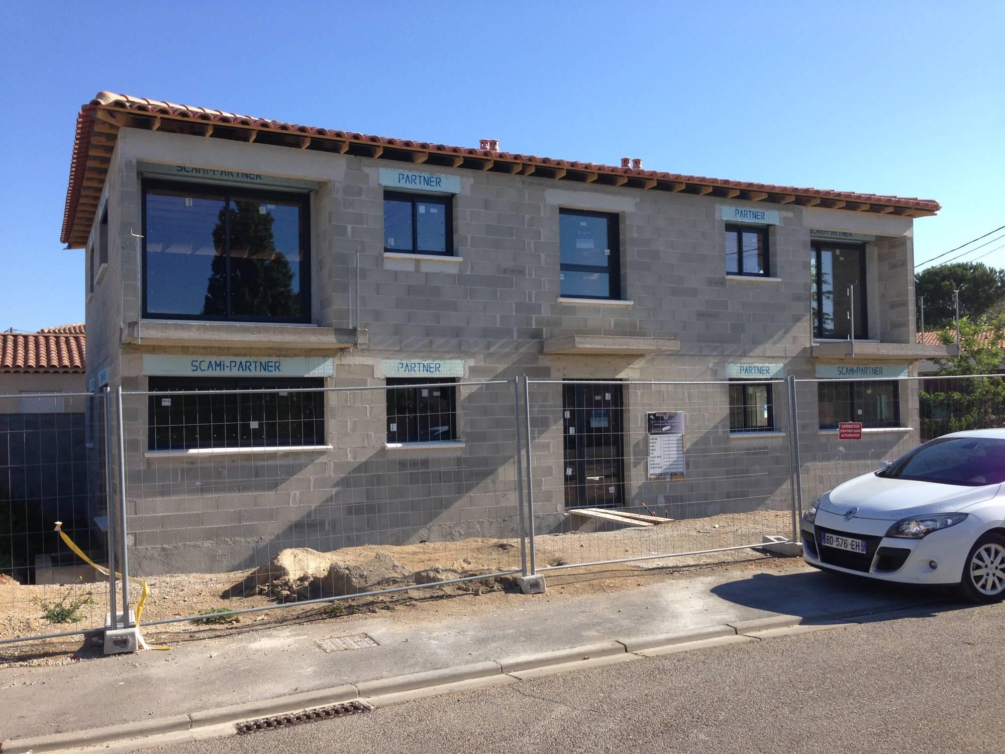 Construire maison 4 appartements for Maison appartement