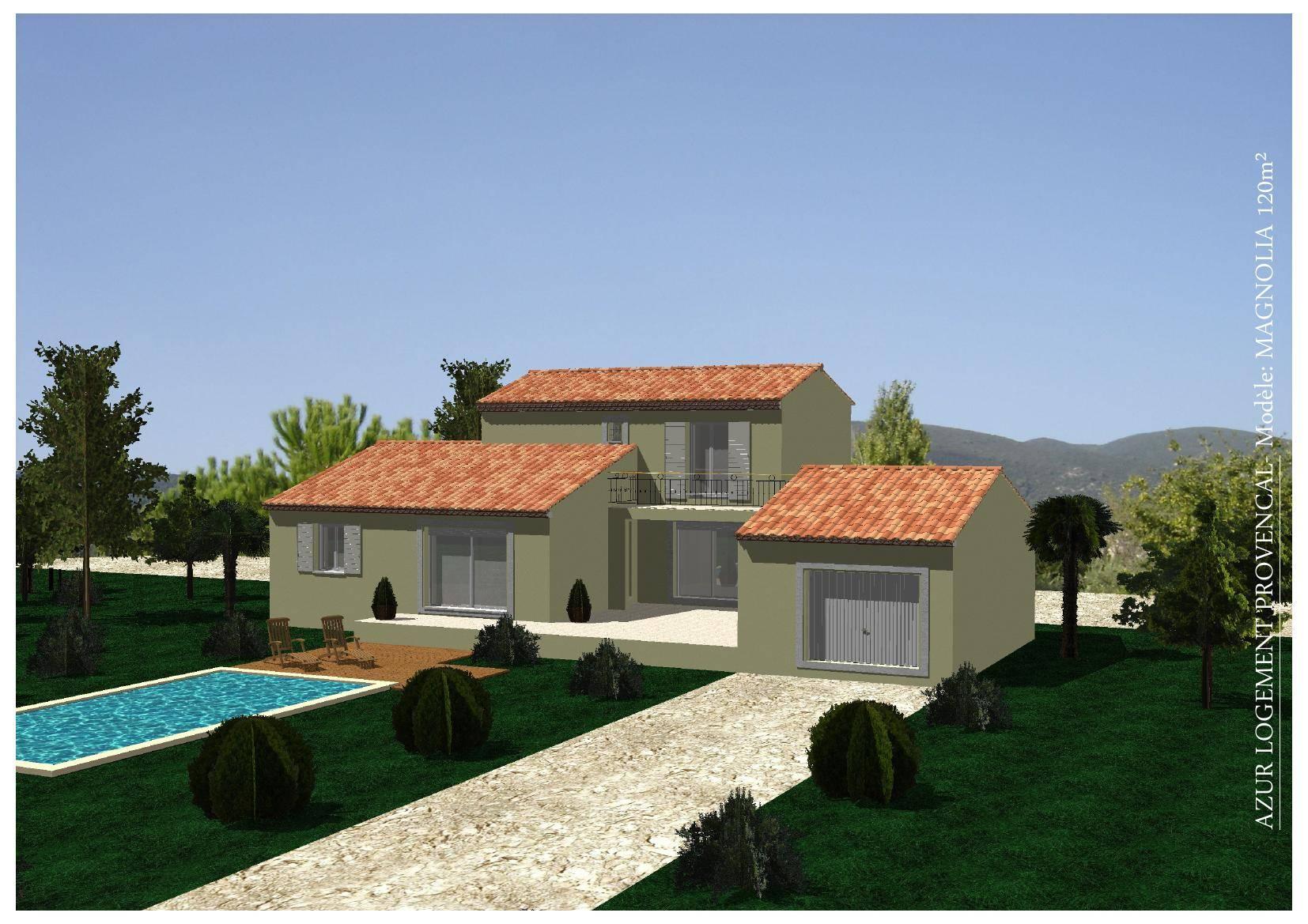 Terrain vendre 3000m2 beaumettes 84220 azur logement proven al - Terrain a vendre salon de provence ...