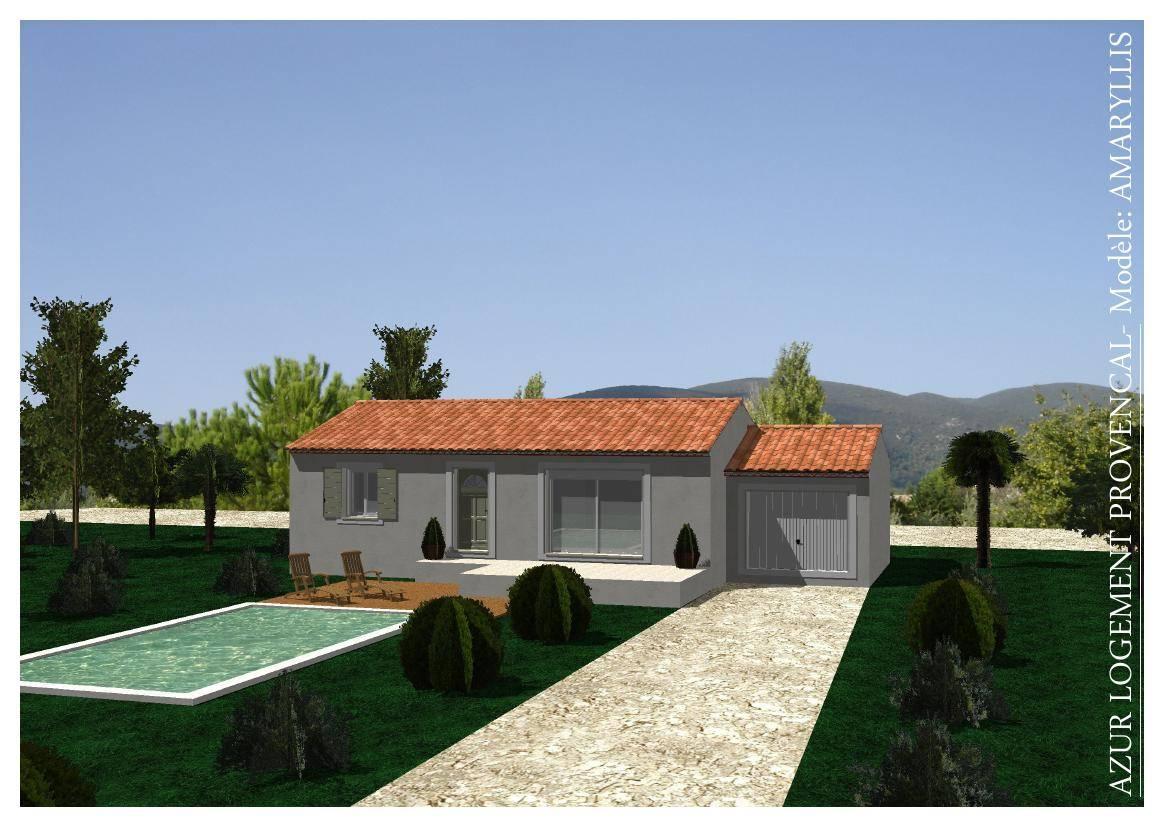 Terrain vendre de 500m2 st andiol 13670 azur logement proven al - Terrain a vendre salon de provence ...