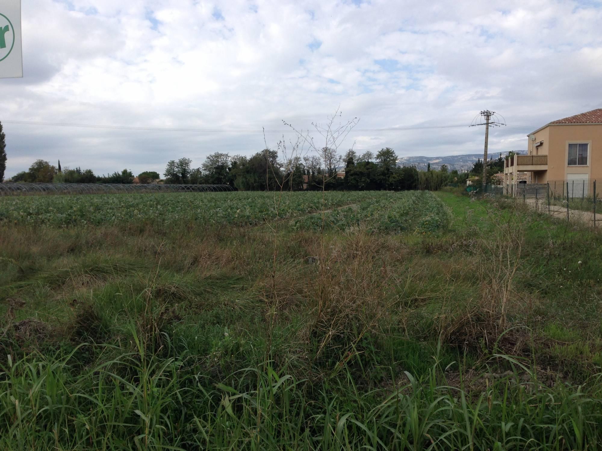 Terrain constructible mallemort 13370 de 800m2 azur logement proven al - Terrain a vendre salon de provence ...