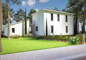 Maison Moderne 125m2 azur logement provencal 13300