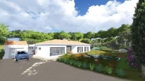 Villa Moderne 170m2 Azur Logement