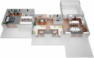 Villa Moderne Azur Logement Provencal 84360, 13090, 13100, 13300