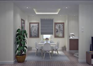 Villa contemporaine 80 m2 plain pied mod le lys salon for Garage peugeot salon de provence