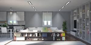 Séjour style contemporain à salon de provence 13300 BdR