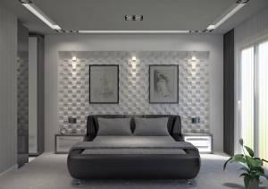 Chambre parentale maison moderne à construire à salon de provence 13300 BdR