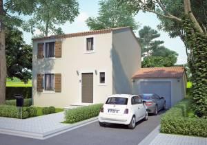 Villa cyprés par AZUR LOGEMENT PROVENCAL vue exterieure