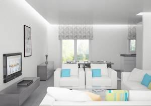 Villa Cyprés vue Salon / Séjour par Azur Logement Provencal