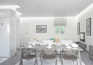 Villa Cyprés vue Salle à Manger par Azur Logement Provencal