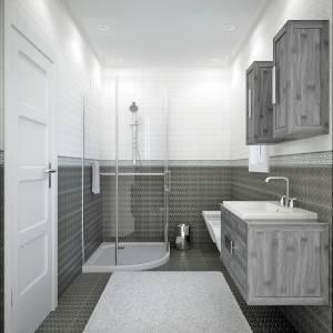 Salle de bain 6m2 Villa Cyprés par Azur Logement Provencal