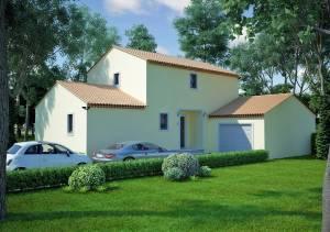 Maison Lavande par Azur Logement Provencal vue exterieure