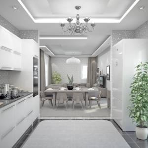 Maison En L De 130m2 Lavande Traditionnel Azur Logement