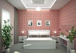Chambre 1 étage maison Lavande 130m2