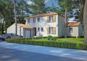 Villa Traditionnelle Gentiane 135m2 vue exterieur