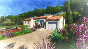 Maison 80m2 par Azur Logement Provencal 84-13