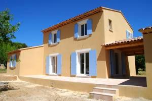 Constructeur de maison saint r my de provence 13210 - Constructeur maison salon de provence ...