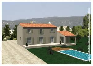 Magnifique terrain 5500m2 a vendre sur bonnieux 84480 azur logement proven al - Terrain a vendre salon de provence ...