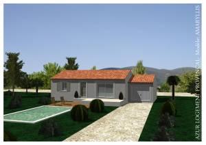 A vendre un terrain a cadenet 84160 azur logement proven al - Terrain a vendre salon de provence ...