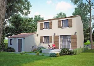 Construction immobili re luberon azur logement proven al for Construction immobiliere